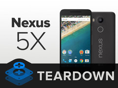iFixit shows a somewhat accessible battery for the Nexus 5X