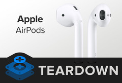 Apple AirPods teardown shows the product to be nigh irreparable