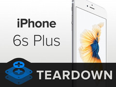 Apple iPhone 6s Plus gets the teardown treatment