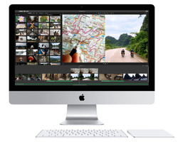 In review: Apple iMac retina 5K. Test model courtesy of edustore.