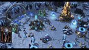 Less intensive games like Starcraft II can be maxed out without much of an issue
