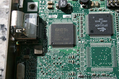 IDT VPP1101 Panel Port Chip at the input
