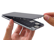 The iPhone 6 got seven of ten points for its maintainability. (Source: http://www.iFixit.com)