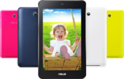 In Review: Asus Memo Pad HD 7. Courtesy of: Asus Germany.