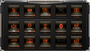 Command & Control is very useful and easy to use