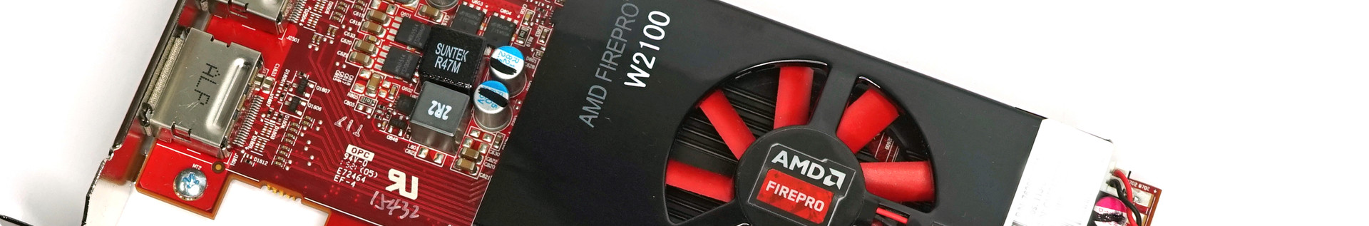 AMD FirePro W2100 and FirePro W4100 Review - NotebookCheck