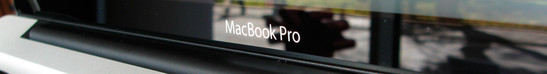 Apple MacBook Pro Aluminium 2008