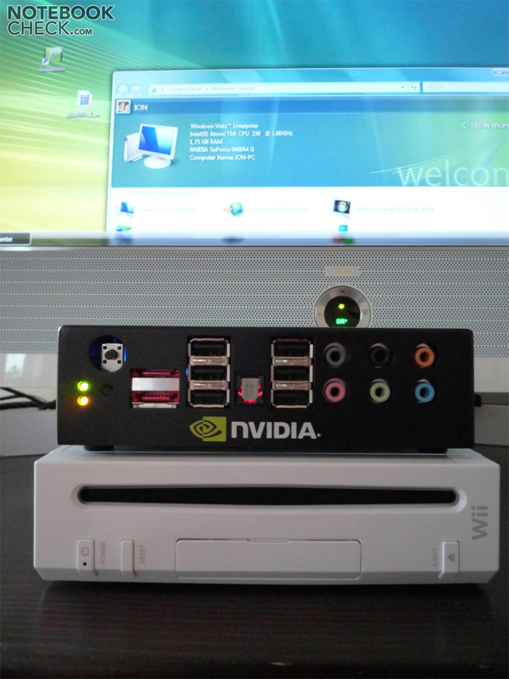 Nvidia Ion, Loewe Connect, Nintendo Wii