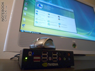 Nvidia Ion + Loewe Connect