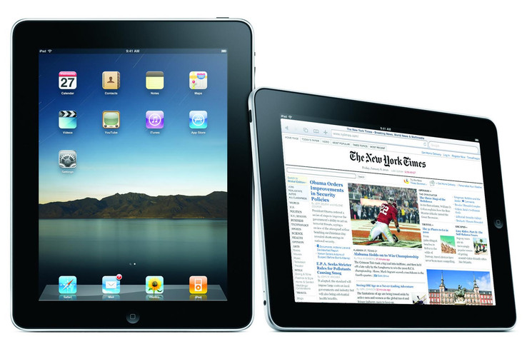 Will the Apple iPad help the e-papers break through?