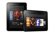 In Review:  Amazon Kindle Fire HD 7