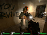 Left 4 Dead (2008): Low details and lowest resolution makes the game run well