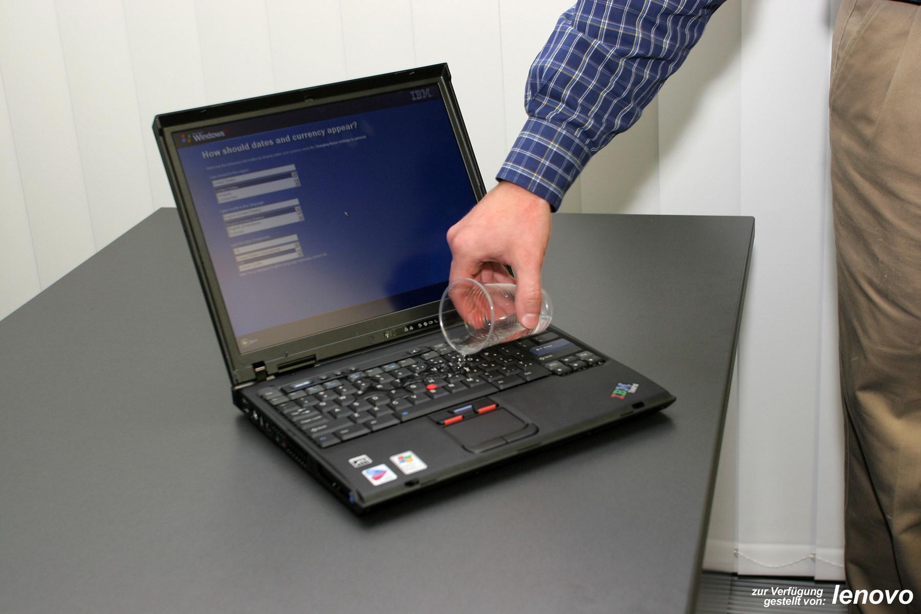 Review IBM/Lenovo Thinkpad T60 - NotebookCheck.net Reviews