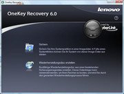 ... and OneKey recovery, which can easily...