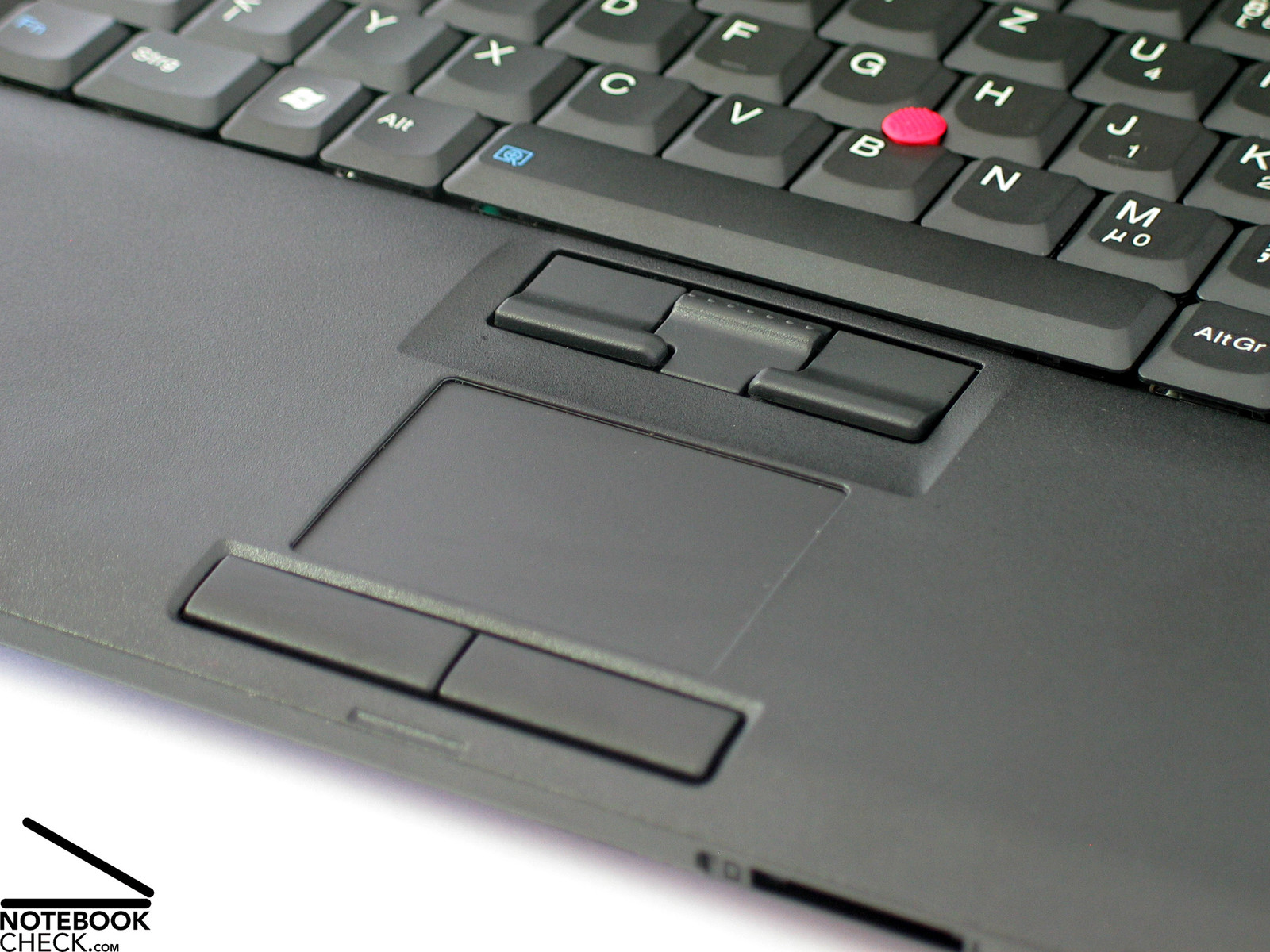Review Lenovo Thinkpad R61 Notebook