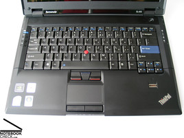 Lenovo Thinkpad SL400 Keyboard
