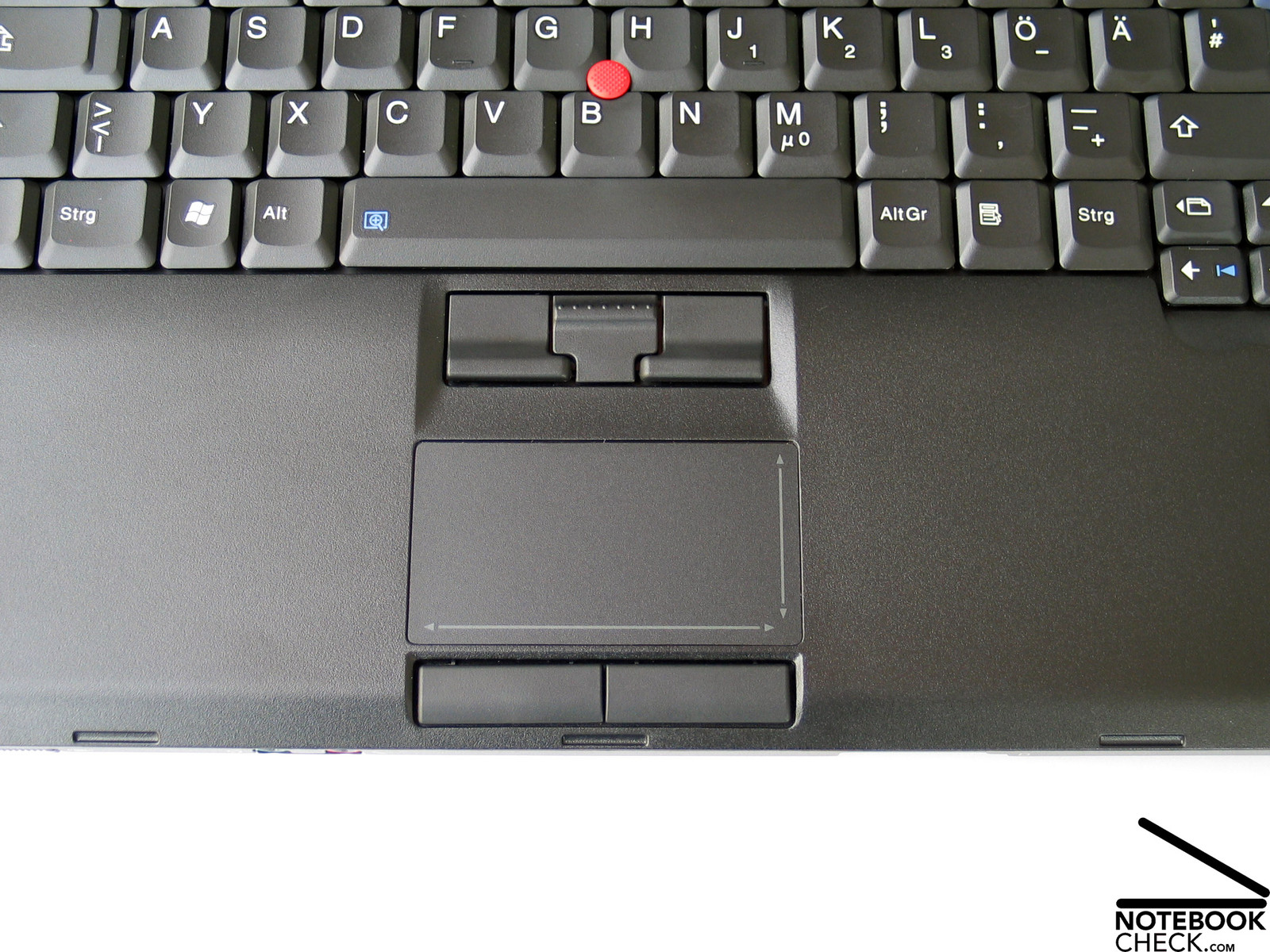 lenovo thinkpad t500 touchpad driver