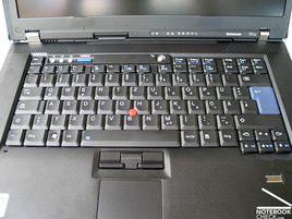 Lenovo Thinkpad T61p Keyboard