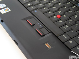 Thinkpad X200s Trackpoint