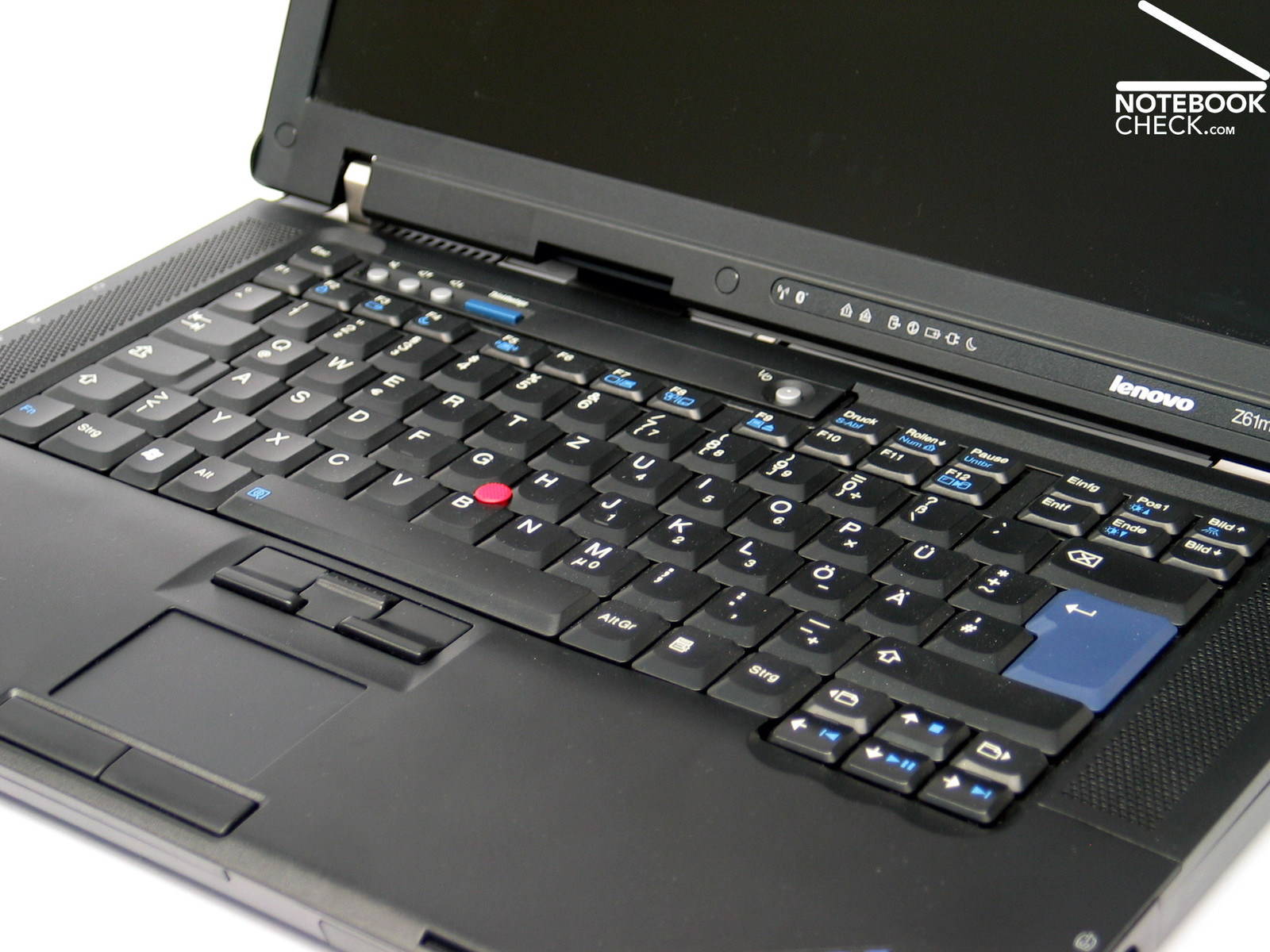 Review Ibm  Lenovo Thinkpad Z61m Notebook