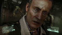 The facial animation is almost as good as in L.A. Noire.