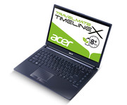 In Review: Acer TravelMate TimelineX 8481TG (Picture: Acer)