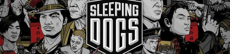 Sleeping Dogs Logo (Square Enix)