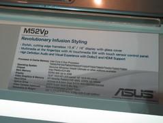 Asus M52Vp