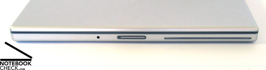 Apple MacBook Pro interfaces