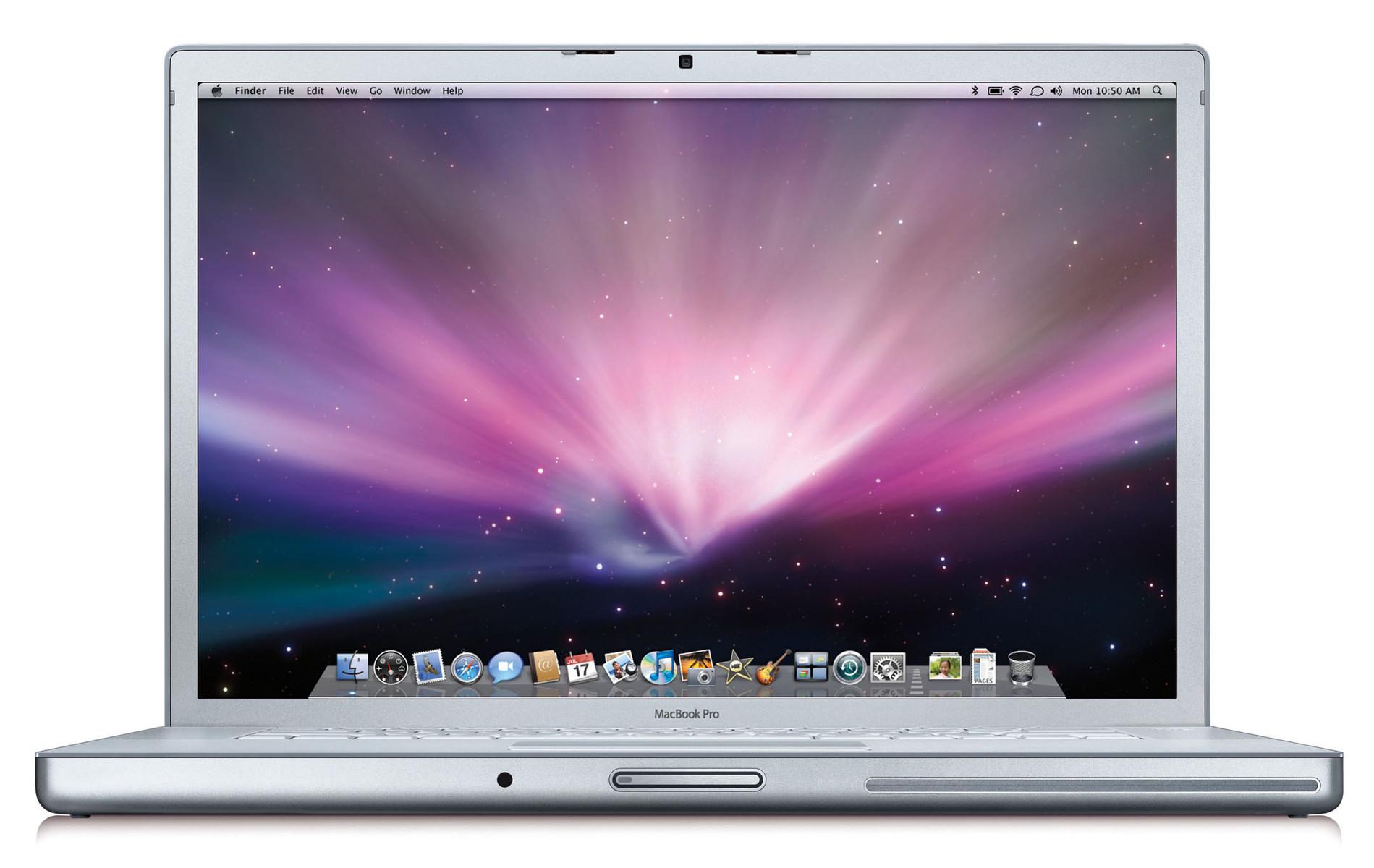 review apple macbook pro 15 v4 1 2 5 ghz penryn. Black Bedroom Furniture Sets. Home Design Ideas