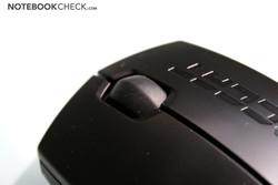 Good mouse wheel with stiff click function