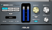 MaxxAudio software
