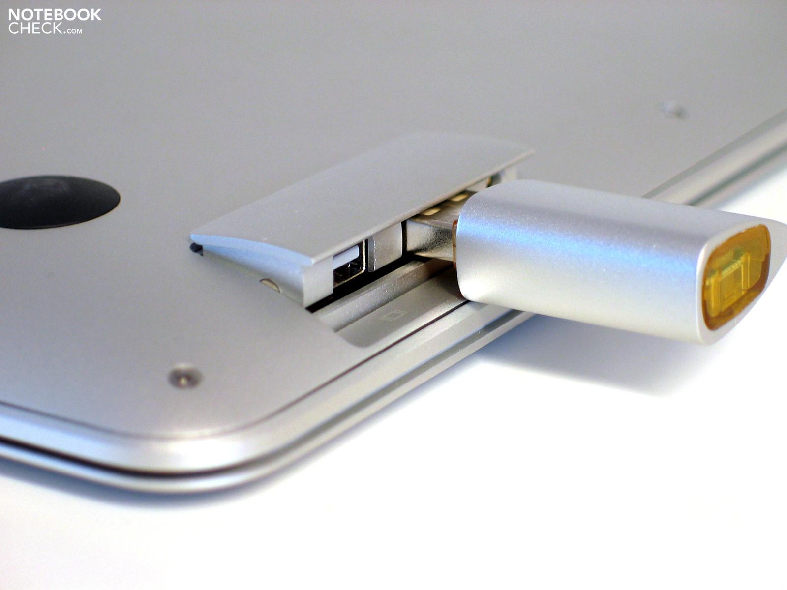 Review Apple Macbook Air  A