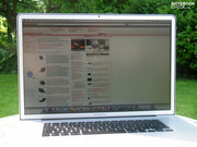 In Review: Apple MBP17 Non-Glare