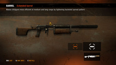 All weapons can be customized to the player's liking.