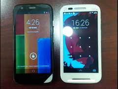 Images of Moto E smartphone pop up online