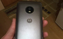 Lenovo Moto G5 Plus photos and specifications leak