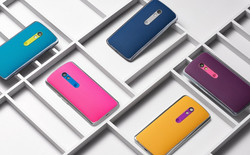 making unusual color combinations possible. (Picture: Motorola)