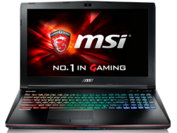 In review: MSI GE62VR 6RF PRO-001. Test model provided by Xotic PC