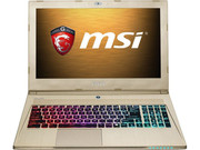 In review: MSI GS60-2QE Ghost Pro 4K (2QEUi716SR51G). Test model courtesy of MSI Germany.