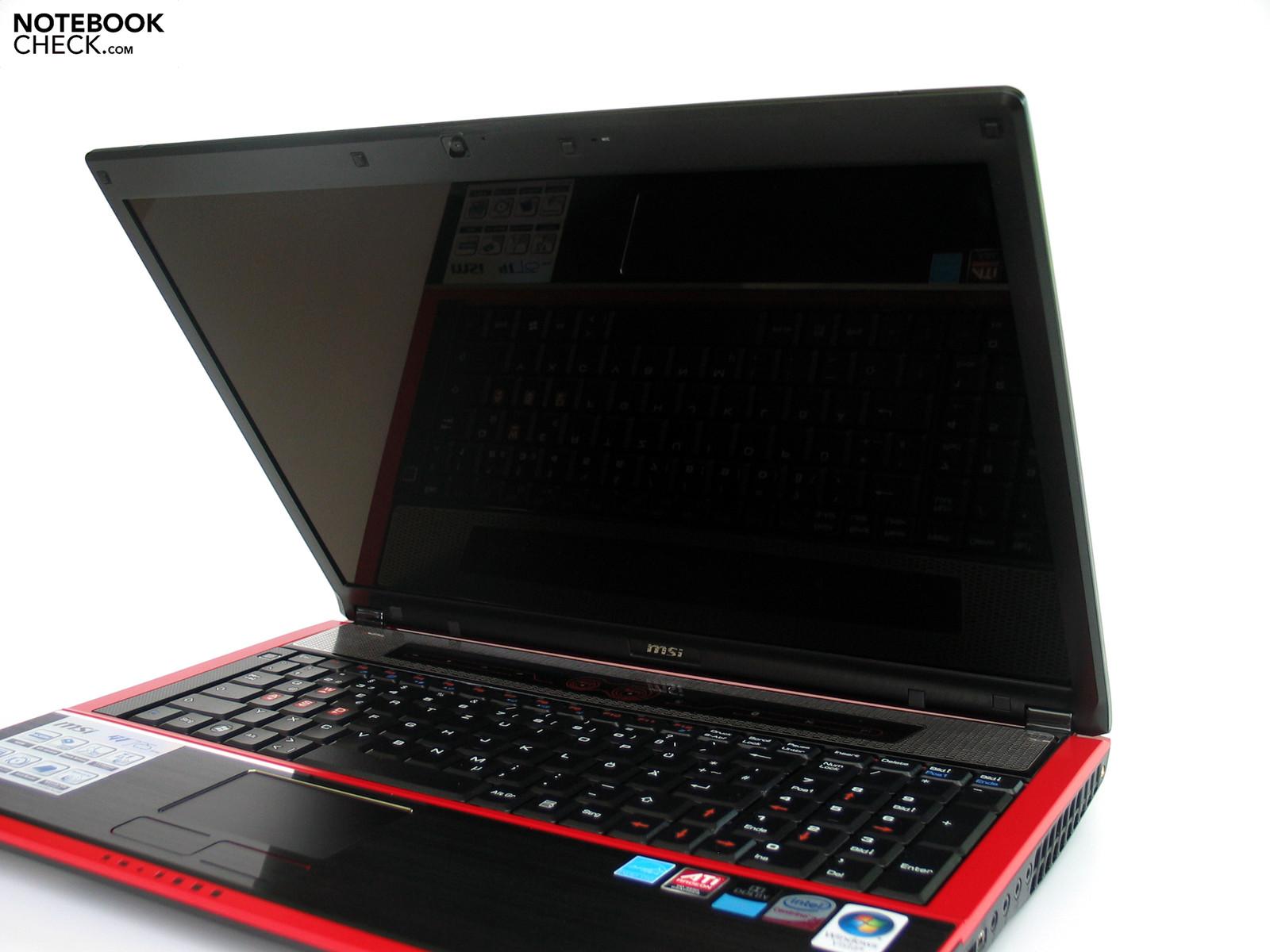 MSI GX740 Notebook ATI VGA Drivers for Windows