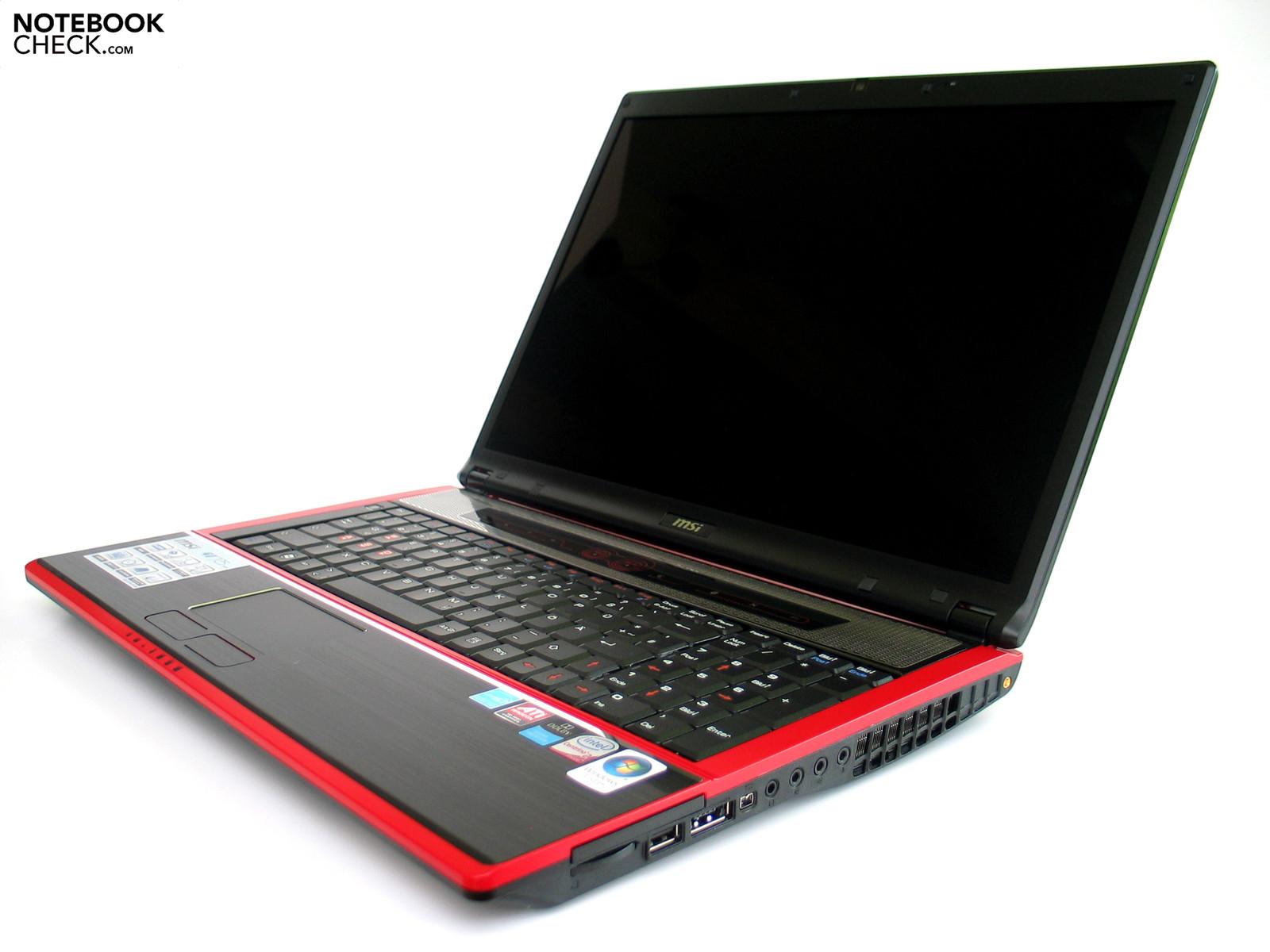 Скачать драйверы для ноутбука msi gx740