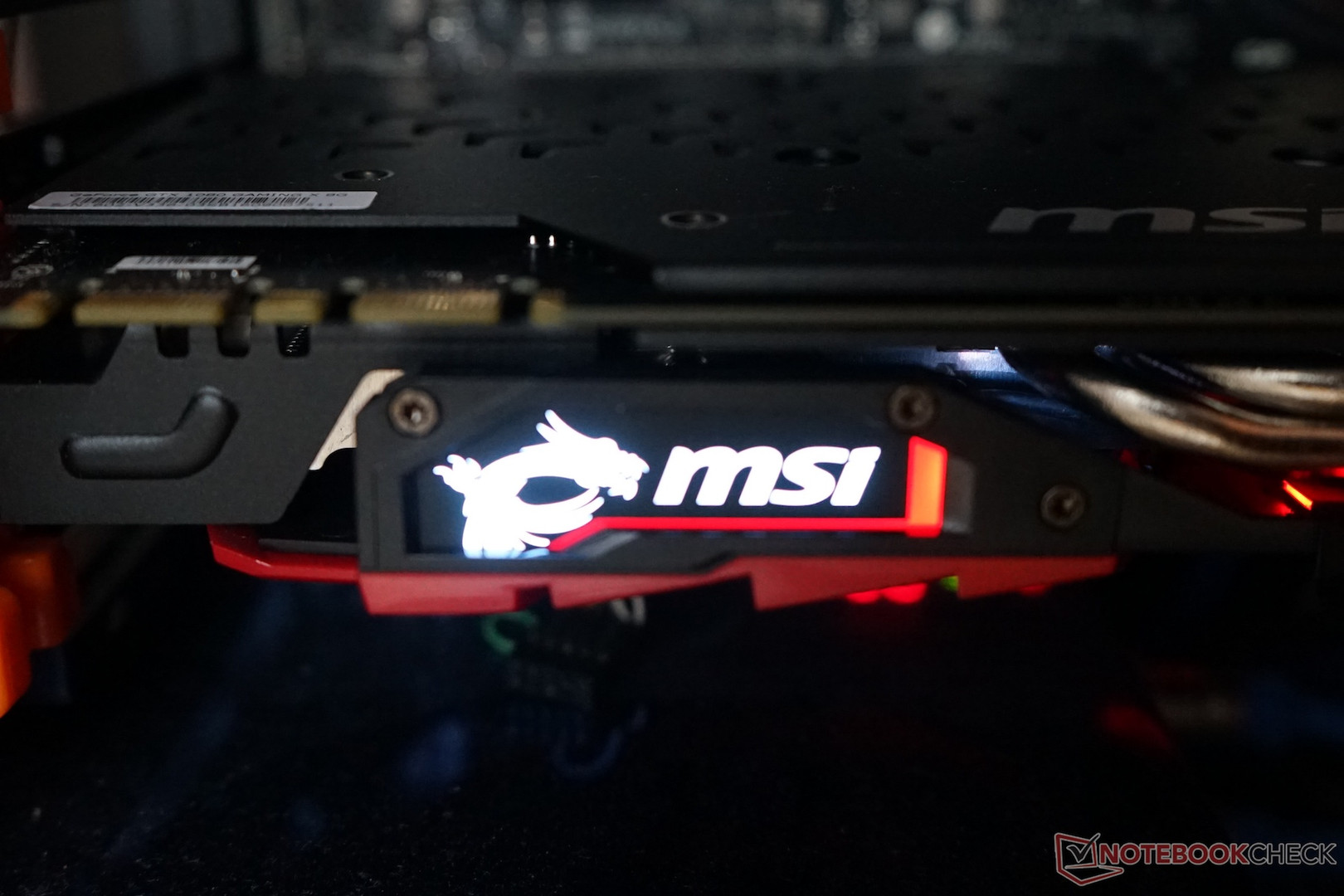 MSI GeForce GTX 1080 Gaming X 8G Review - NotebookCheck net