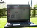 MSI Megabook GX600 Outdoor