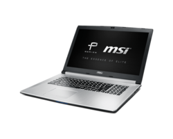 In review: MSI PE70. Test model courtesy of Cyberport.