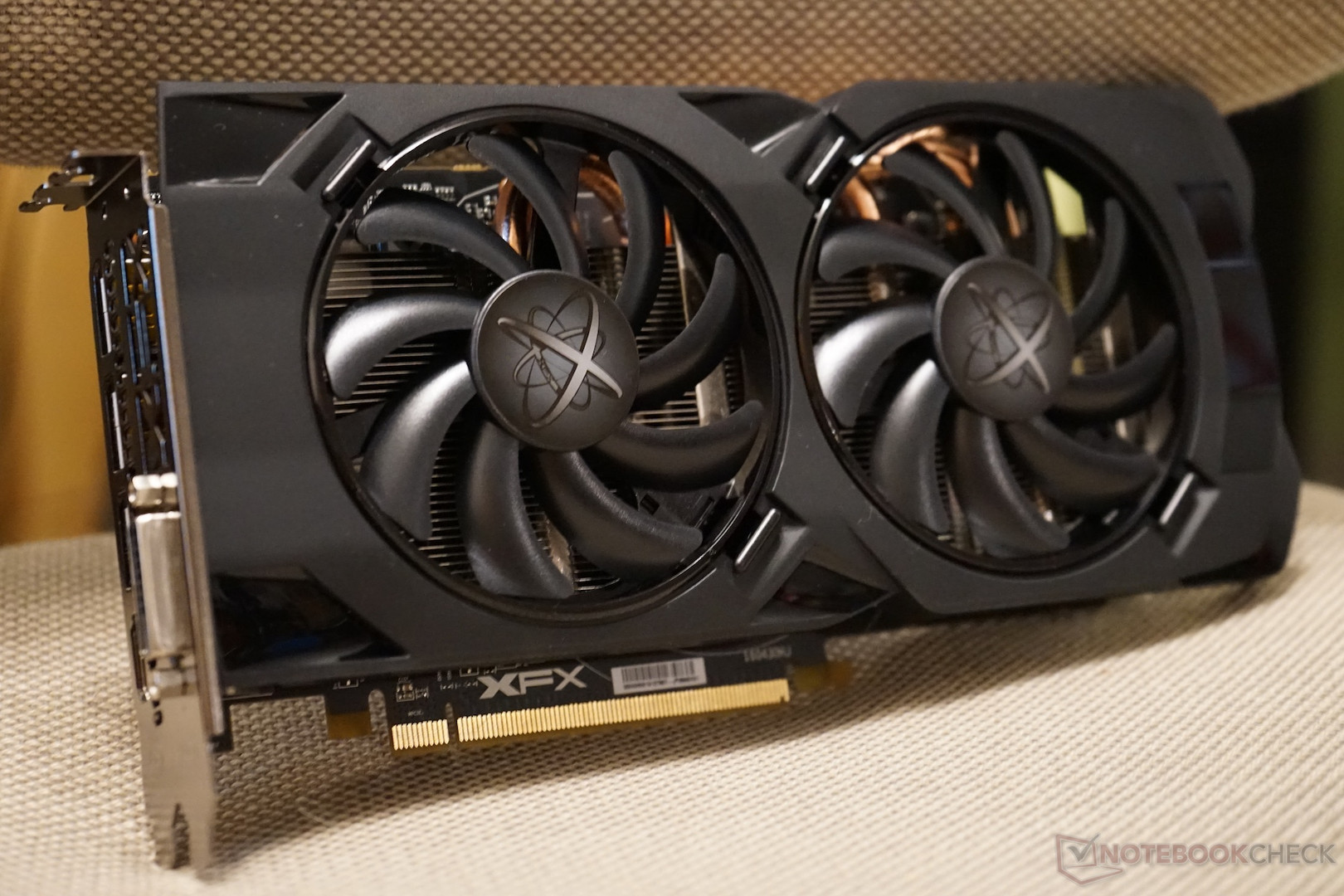 XFX Radeon RX 460 4 GB Double Dissipation (RX-460P4DFG5) Review
