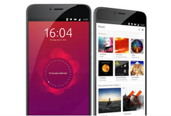 The smartphone may have an alternative SKU with Ubuntu instead of Android