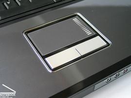 mySN D901C Touchpad