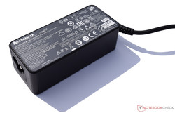 45-watt power adapter