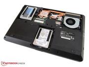 Sager NP7355 Qualcomm WLAN 64x